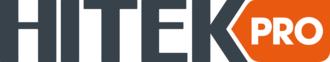 Large logo hitekpro blanco