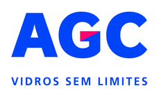 Large logo agc vidros sem limites cor