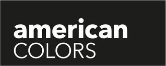 Large logo american colors