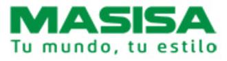 Large logo masisa tagline es