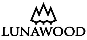 Large lunawood logo