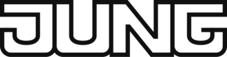 Large jung logo black