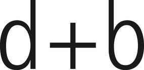 Large logo d b