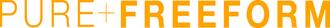 Large pff text logo