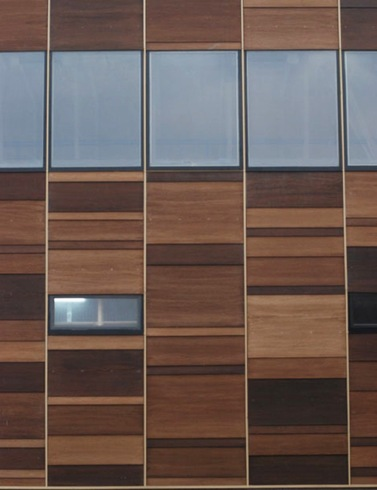 Revestimiento exterior fibrocemento permanit madera de for Revestimiento tipo madera