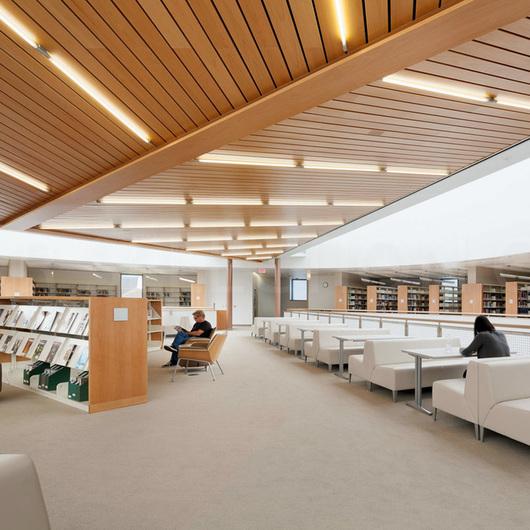 Ceiling and Wall Panels - Arboreal Finish – Wood Veneer