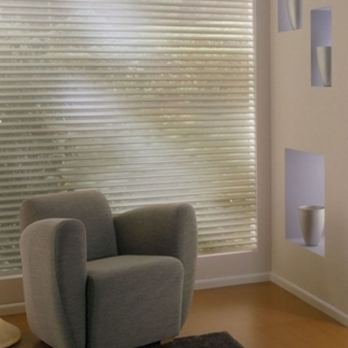 Cortinas Nantucket y Ballet / Flexalum