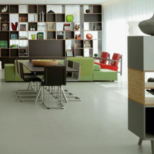 Revestimiento Linoleum de Forbo / Multicarpet