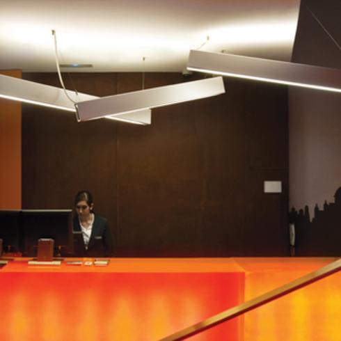 Luminaria Suspendida Multispace / Lamp