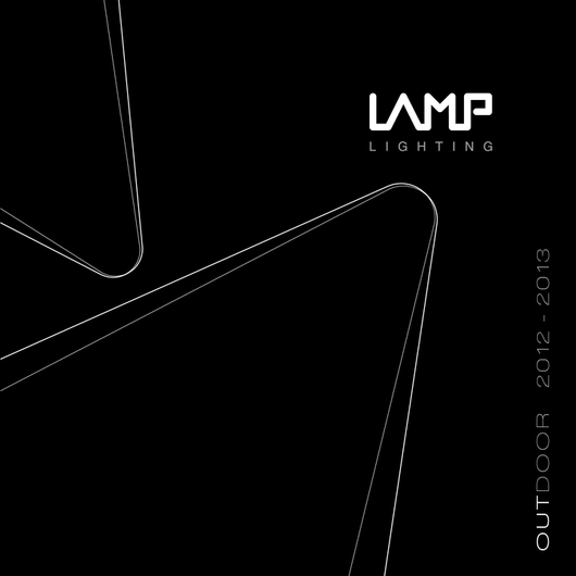 Catálogo iluminación Exterior / Lamp Lighting