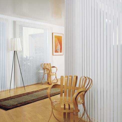 Sistemas de operación de las cortinas Luminette® / Luxaflex