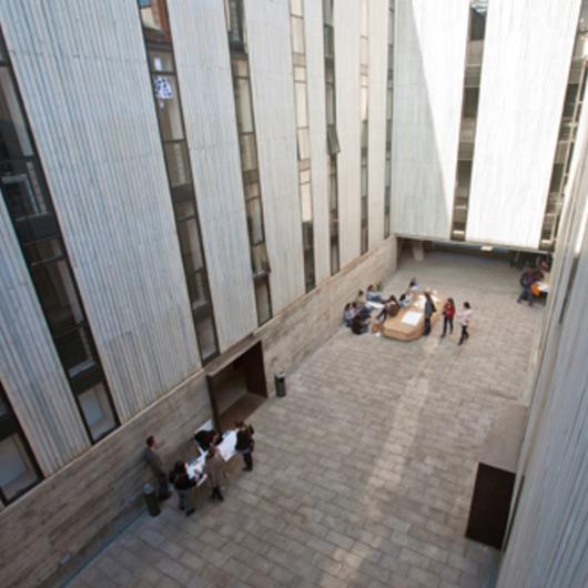 Edificio Escuela de Diseño PUC / Arauco