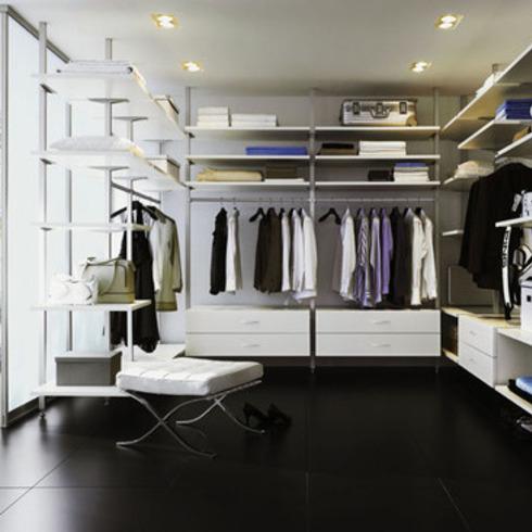 Closet Raumplus Uno System / Hbt