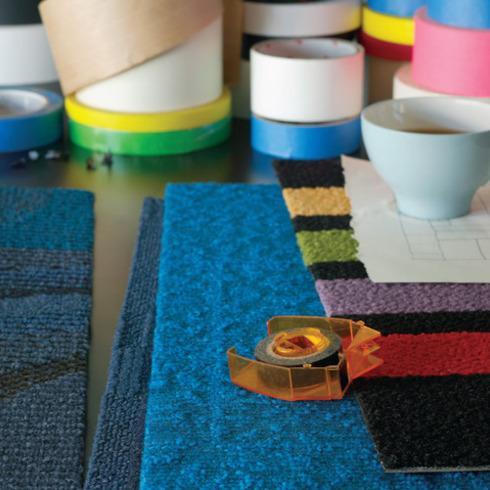 Modular Carpets - Studio Palette Alternative / Interface
