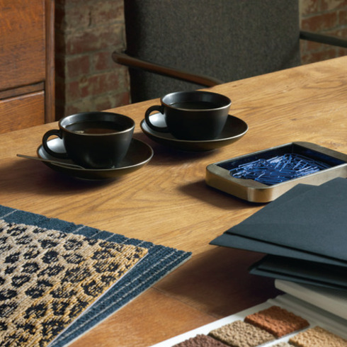 Modular Carpets - Studio Palette Formal / Interface