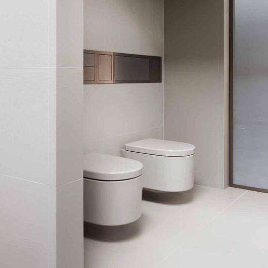 Baño En Ducha Asistido:Baños para personas con Discapacidad de CHC Roca