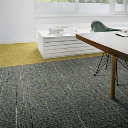 Modular Carpets - Urban Retreat 303 & 304 / Interface