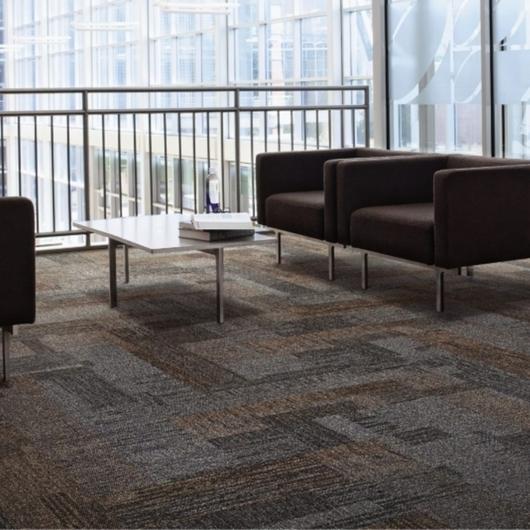Modular Carpets - Verticals / Interface