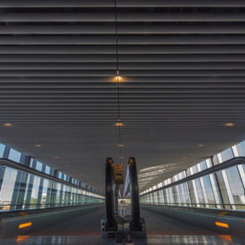 Metal Ceilings - High Profile Series