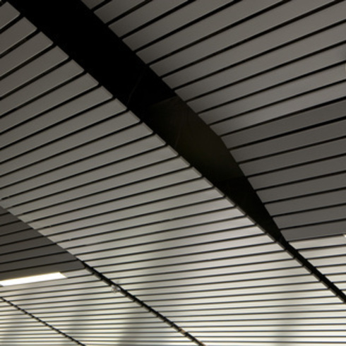 Metal Ceilings - Box Series