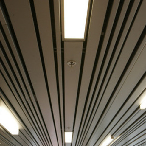 Metal Ceilings - Multi-Box Series ceiling system
