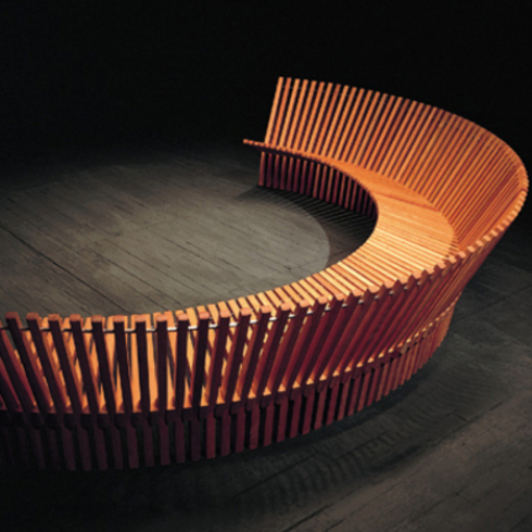 Bench - Astral / Thos. Moser