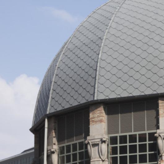 Roof Panel - Adeka / Vmzinc