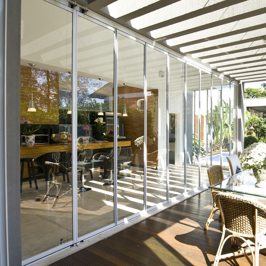 Sistema Plegable Vidropar / Glasstech