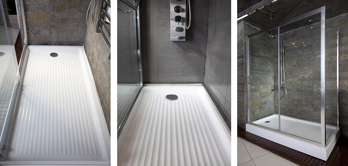 Platos de ducha soho de chc - Platos de ducha grandes ...
