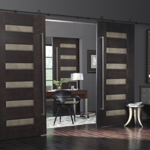 Wooden Doors - Modern Door Collection / Trustile