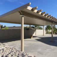 Alumawood Maxx Panel Insulated Roof