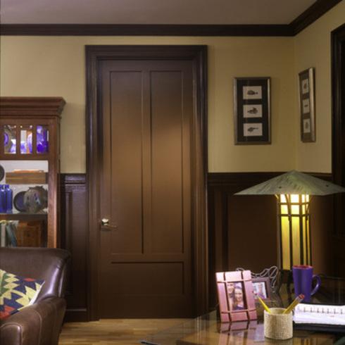 Wooden Doors - Arts  Crafts Collection / Trustile