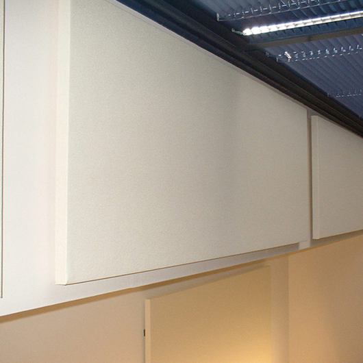 Fabric Wrapped Wall Panels - Fabrisorb™