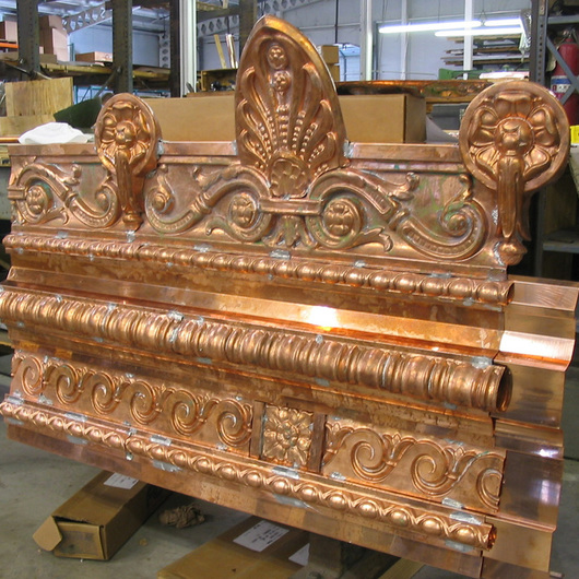 Coppercraft Metal Cornices