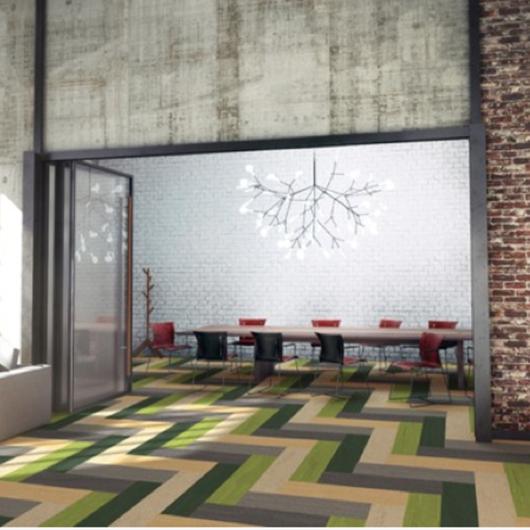 Carpete Modular Urban Retreat 501