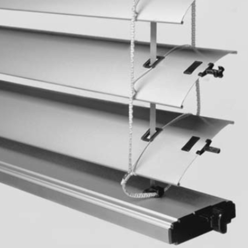 Persianas Exteriores de Aluminio / Luxaflex