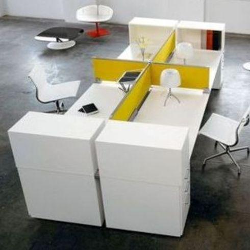 Mobiliario de Trabajo Diamond. / Bash Interiorismo