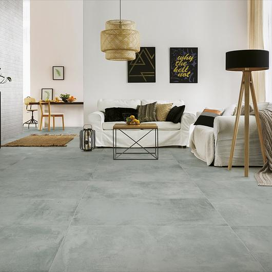 Cement Effect Tiles - Industrial Color Chic