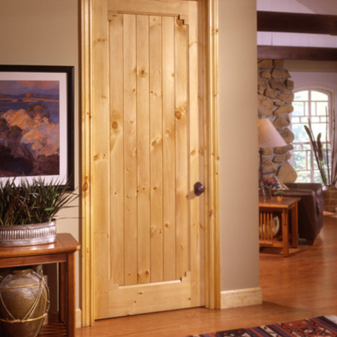 Wooden Doors - Southwestern Collection