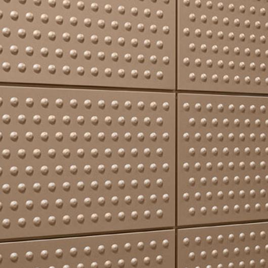Metal Panels - Embossed