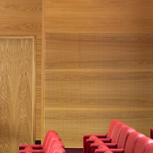 Acoustic Wood Panels