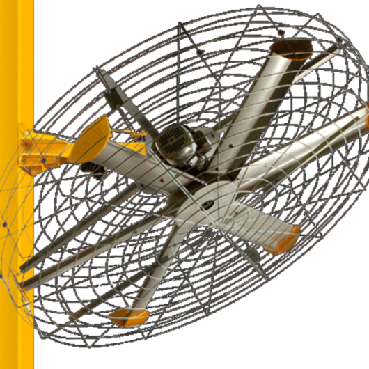 Mounted Vertical Fan - Pivot 180 / Big Ass Fans