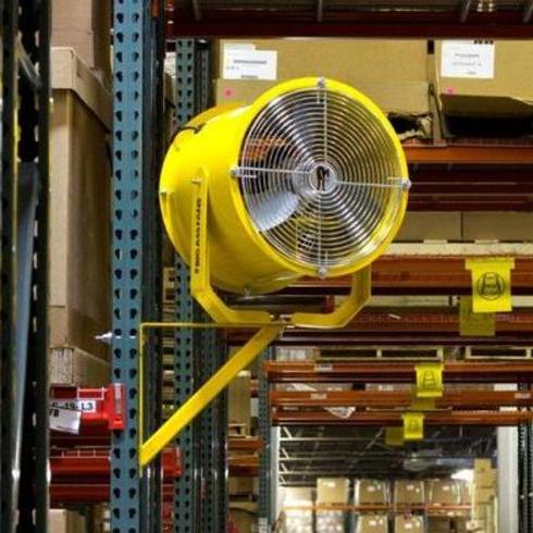 Heavy Duty Industrial Fan - Sweet Bee / Big Ass Fans