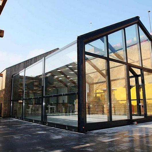 FreeStanding Retractable Structures
