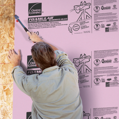 Fiberglass Ecotouch 174 Insulation For Certified Owens