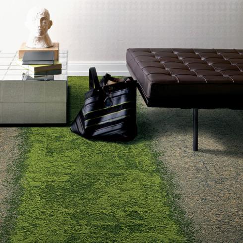 Modular Carpets - Urban Retreat / Interface