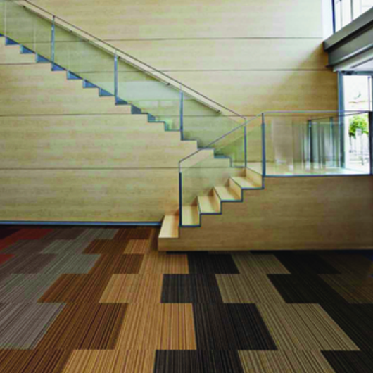 Modular Carpets - Planks / Interface