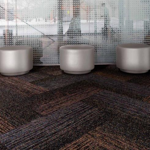 Modular Carpets - Brickwork and Solidarity / Interface