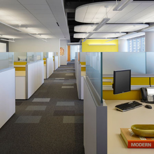 Modular Carpets - Corporate / Interface