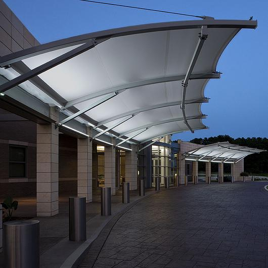 Awning Tensile Membrane Structures